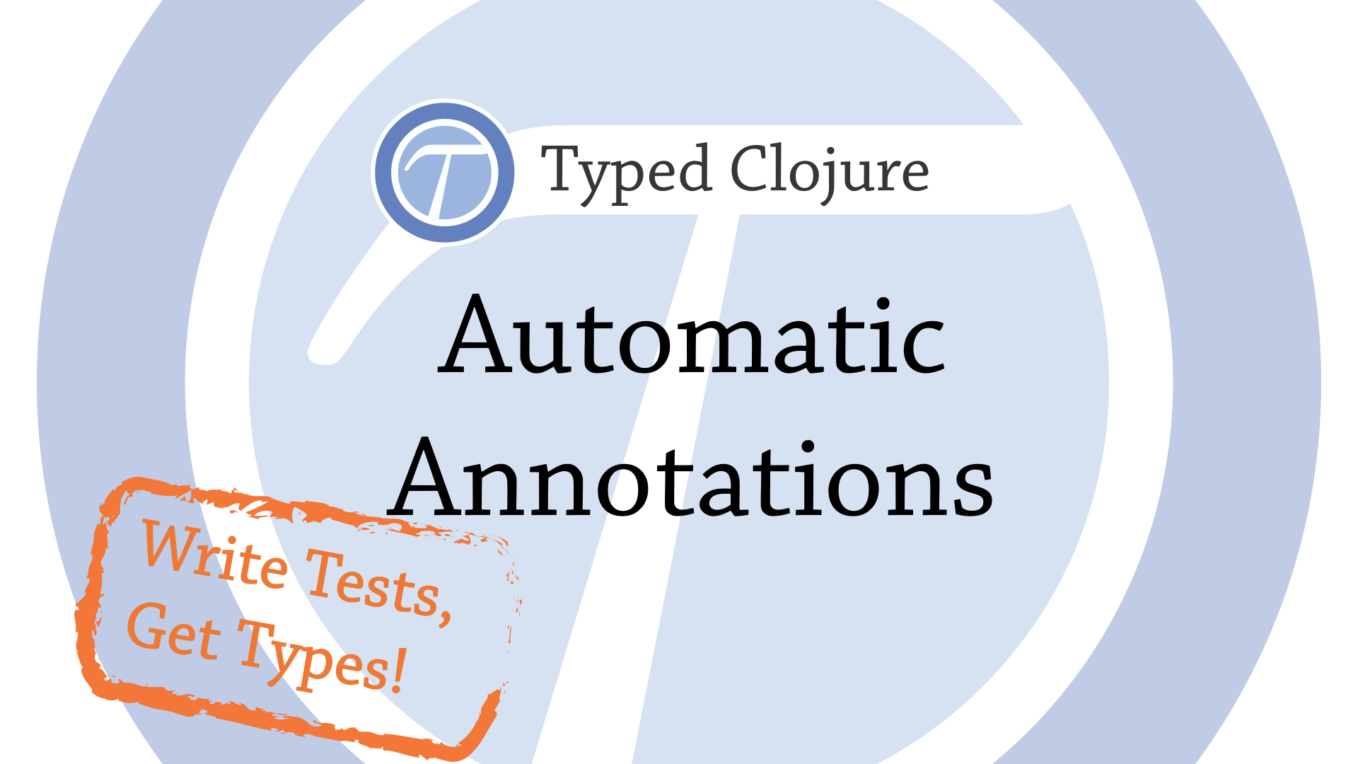 Automatic annotations logo